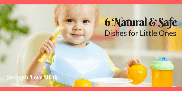 Eco-friendly and cute dishes for toddlers and babies.
