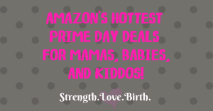 Amazon's hottest Prime Day deals for mamas, babies, and kiddos
