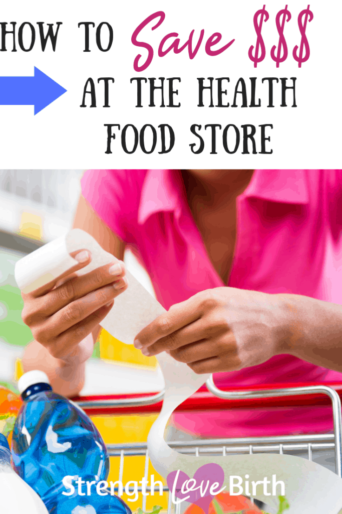 How to Save Money on Natural Health Products