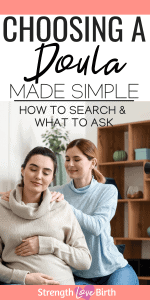 Choosing a doula made simple-questions to ask